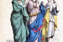 Ancient Roman Garb