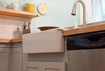 Kitchen Makeovers / by Melissa Gonzales
