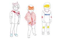 kids illust