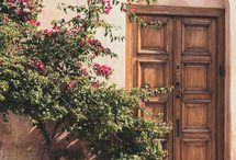 New, old but nice doors / Beautiful doors from portfoliobox user