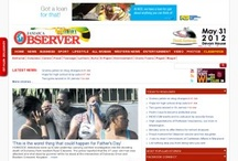 Jamaica Online / My favourite Jamaican Websites, Facebook Pages and all things online / by Richard Williams