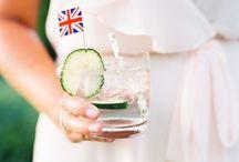 Cocktail hour / Hochzeitsempfang