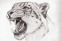 Wild Cats Tattoo ideas
