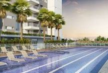 United Home / São Paulo | Barra Funda | Apartamentos de 69 e 100m² | Coberturas Duplex 165m² e 176m²