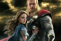 Bella and Thor