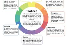Tawheed/The Oneness of ALLAH