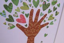 nápady pro děti - Den Země