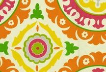 Fabric / Pretty fabrics I like