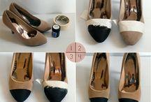 DIY  Tipps für Schuhen