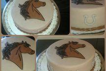 Lovas torták