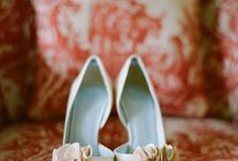 #Bridal #Shoes / Up until now I've added #wedding #shoes to other boards, why? I'm crazy so here are my favourite finds  / by The Wedding Owl