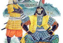 武者絵 / samurai