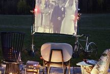 Outdoor Movie Theater / Marive Abunda Galagata Hansen's px collection!!