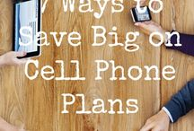 Save on Cell Phones! / Tired of spending so much on cell phone bills? Check out these neat tips and tricks to pay less for that little device that you hold near and dear to your heart. To save as much as possible, send your cell bill to billcutterz.com and let them negotiate the best price possible! / by BillCutterz