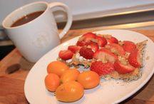 Desayunos / desayunos ricos, sanos y muy fáciles de hacer.
