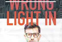Let the Wrong Light In / published by Dreamspinner Press by Avon Gale