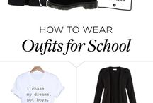 True thing/ fashion tips / Outfits
