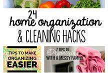 Get organized ( house)