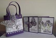 Handbag & Card set