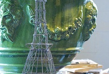 Eiffel Tower dream / Eiffel Tower and Paris