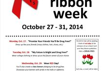 Red ribbon ideas