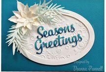 Xmas Card Ideas / Christmas