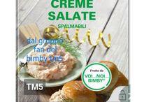 bimby creme salate