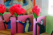 Mothers day crafts