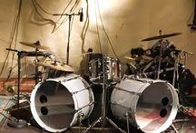 Drums, drums, more drums / My Drums