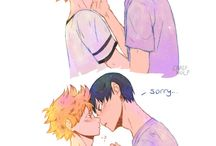 KAGEHINA❤️ / Here you have a lot of Kagehina!! I hope you will find the best picture ;)