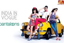 Pantaloons A/W 2013 Campaign / Fashion Brand Campaign Produced By Limelight / by LIMELIGHT INDIA