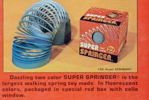 Toys from Back in the Day / by Jill Shevlin Design