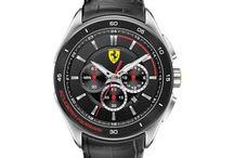 FERRARI Uhren / Für alle Liebhaber der Kultmarke Ferrari!