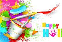 Happy Holi Festival 2018