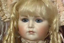 A GIRL IS NEVER TO OLD FOR DOLLS