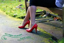 2013 Eco Vegan Shoes Look Book / An editorial selection of some of our 2013 collection