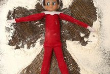 Elf on the shelf / by Lora Campbell
