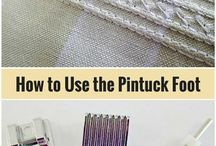 machine sewing tips
