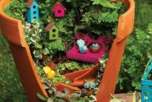 mini tuinen  -  mini gardens
