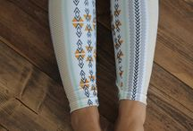 Leggings + Tights