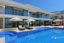 Kalkan Luxury Villa V618 / Kalkan luxury villa V618. A ultra modern mega villa located in Kalkan's Beverly Hills!