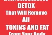 detox mixtures