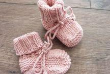 Babyskleidung stricken häkeln