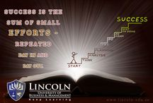 You go as long as you do not stop, presented by https://www.lincoln-edu.ae