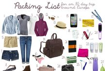 Travel / packing