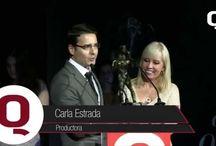 Entrega de Premios Q y Sapica / Videos de la 6ta Entrega de Premios Q, en México.  Feria Internacional del Calzado, SAPICA