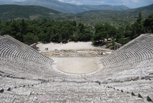 Epidaurus Theatre Greece