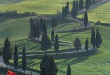 Toscana i italien