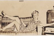 Portraits - Women / Vintage and found photos of women / by Obscura