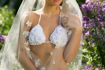 Bridal Bikini   Photography by Eric Wallis / Introducing the Beautiful Bridal Bikini for your Beach Wedding or Honeymoon Getaway